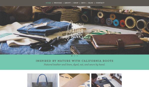 Otro de los ejemplos de personalización de producto y tienda online