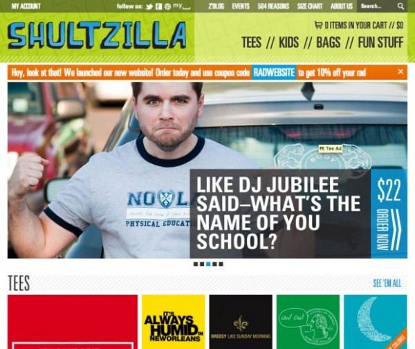 tienda online de camisetas con WordPress y WooCommerce