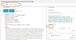 filtrar archivo xls para seleccionar las categorías de productos