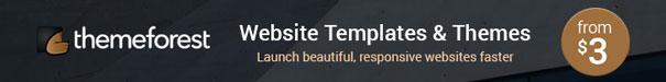 comprar un tema de WordPress en Theme Forest