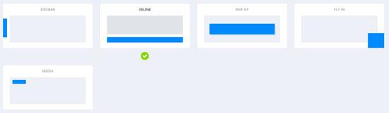 Opciones de visualización de los botones en Monarch