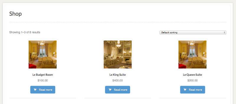 crea un sistema de reservas a medida para un hotel.