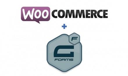 WooCommerce y Gravity Forms. Vende de todo