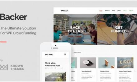 Crowdfunding con WordPress