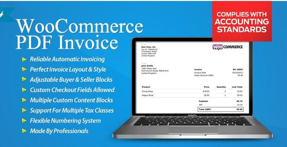 Personalizar facturas en WooCommerce