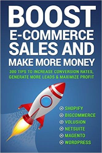 Notas del libro Boost e-commerce sales