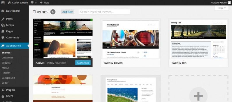 Temas de WordPress qué son y cómo funcionan