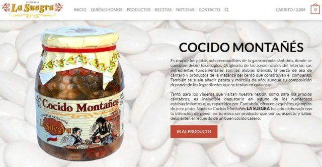 tienda online de alimentacion