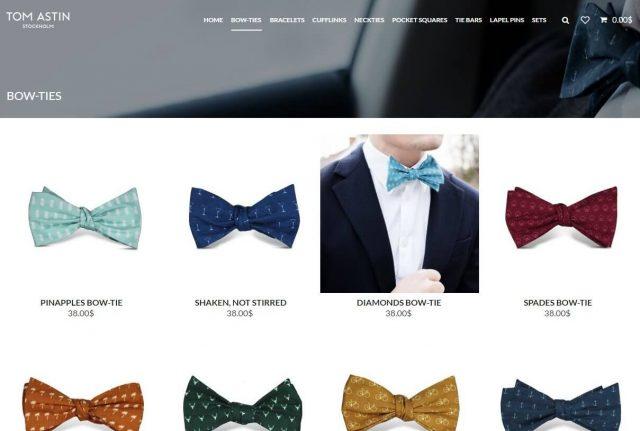 ejemplos de tiendas online hechas con WordPress y WooCommerce