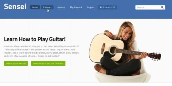 Sensei, el plugin para crear cursos online