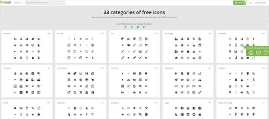 iconos gratis para tu diseño