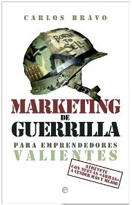 portada del libro marketing de guerrilla