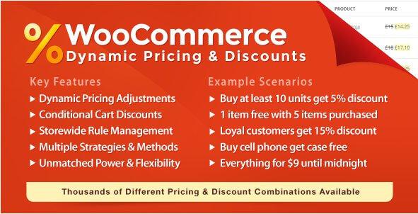Descuentos en WooCommerce: por Categorías