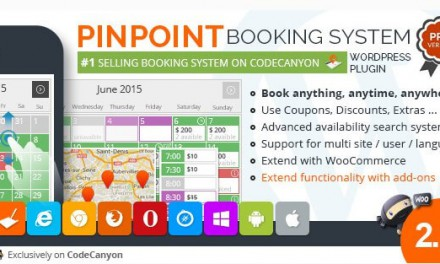 Booking System Pro – Plugin de reservas