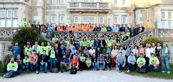 asistentes ponentes y organizacion de la wordcamp cantabria 2015