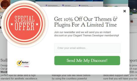elegant themes plugins y temas bono descuento y oferta descargar