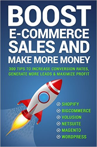 Notas del libro Boost e-commerce sales