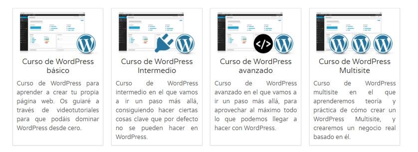 cursos de wordpress en boluda.com